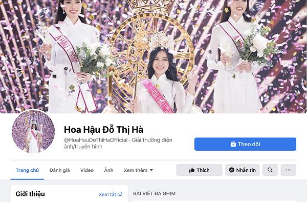 Giữa loạt Facebook giả mạo, đâu là trang cá nhân 'chính chủ' Hoa hậu Đỗ Thị Hà? - ảnh 4
