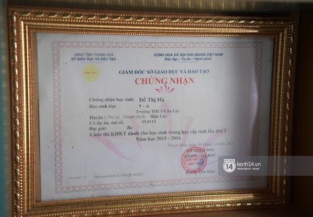 Độc quyền: Cận cảnh phòng riêng và loạt bằng khen của Hoa hậu Việt Nam Đỗ Thị Hà trong cơ ngơi rộng hàng trăm m2 ở Thanh Hoá - Ảnh 7.