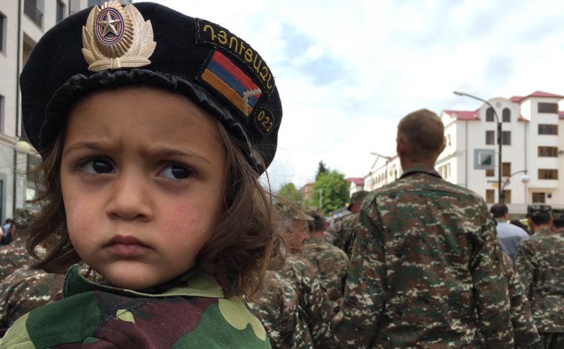 Sputnik Armenia: CH Artsakh tự xưng còn lại bao nhiêu km2 đất sau thỏa thuận ngừng bắn?