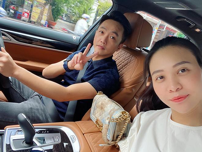 Sắc vóc của Đàm Thu Trang sau hơn 3 tháng sinh con cho Cường Đô la - Ảnh 7.