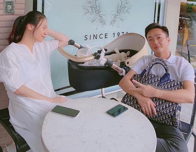 Sắc vóc của Đàm Thu Trang sau hơn 3 tháng sinh con cho Cường Đô la - Ảnh 9.