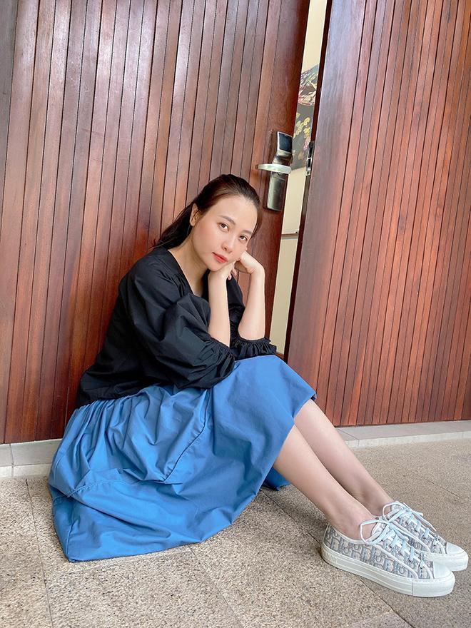 Sắc vóc của Đàm Thu Trang sau hơn 3 tháng sinh con cho Cường Đô la - Ảnh 5.