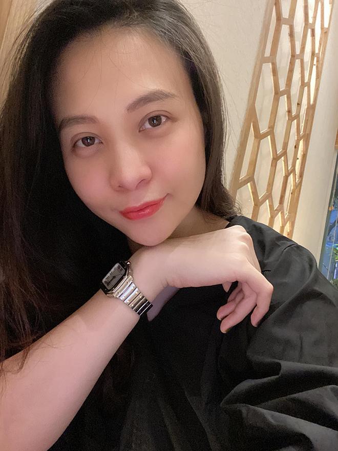 Sắc vóc của Đàm Thu Trang sau hơn 3 tháng sinh con cho Cường Đô la - Ảnh 6.