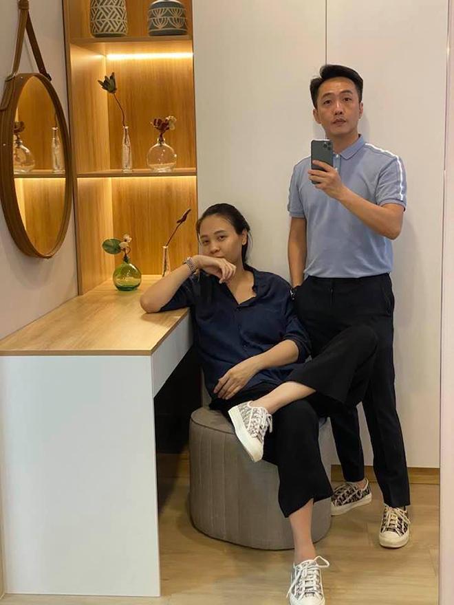 Sắc vóc của Đàm Thu Trang sau hơn 3 tháng sinh con cho Cường Đô la - Ảnh 10.