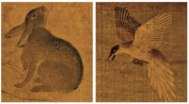 Bức tranh cổ tang thương 800 năm không ai hiểu: Phóng to 10 lần hậu thế mới bất ngờ vì chi tiết khắc trên cây - Ảnh 7.