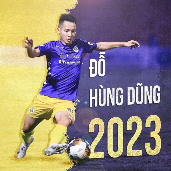 Sau khi vào sổ tay của thầy Park, Tấn Trường nhận thêm phần thưởng tại Hà Nội FC - Ảnh 1.