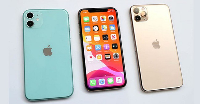 Máy đời cũ giảm giá trước ngày iPhone 12 chính hãng về Việt Nam - Ảnh 1.