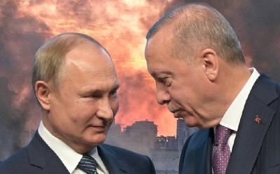 """Ông Putin """"quá thông minh"""" nhưng đừng ảo tưởng sẽ kéo được Thổ Nhĩ Kỳ ra khỏi NATO!"""