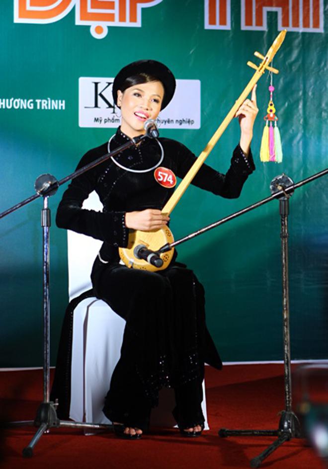 """Sắc vóc của vợ hai Cường Đô la thời thi """"Hoa hậu Việt Nam"""" - Ảnh 3."""