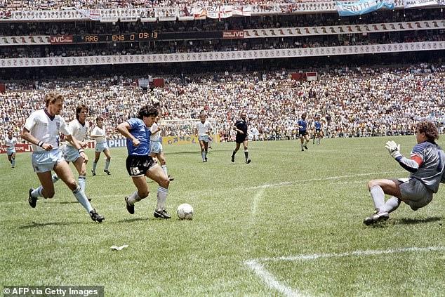 Nạn nhân vụ Bàn tay của Chúa lên tiếng, hé lộ về Maradona và ký ức ám ảnh suốt 34 năm - Ảnh 3.