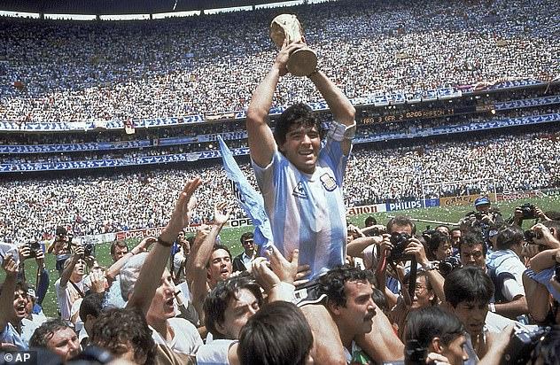 Nạn nhân vụ Bàn tay của Chúa lên tiếng, hé lộ về Maradona và ký ức ám ảnh suốt 34 năm - Ảnh 4.