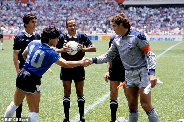 Nạn nhân vụ Bàn tay của Chúa lên tiếng, hé lộ về Maradona và ký ức ám ảnh suốt 34 năm - Ảnh 2.