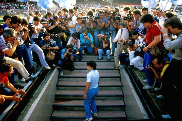 Diego Maradona và lời tiên tri định mệnh về một huyền thoại vĩ đại - Ảnh 2.