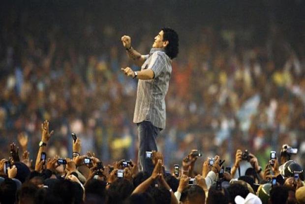 Diego Maradona và lời tiên tri định mệnh về một huyền thoại vĩ đại - Ảnh 3.