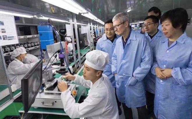 Sẽ có iPad và Macbook Made in Vietnam? - Ảnh 1.