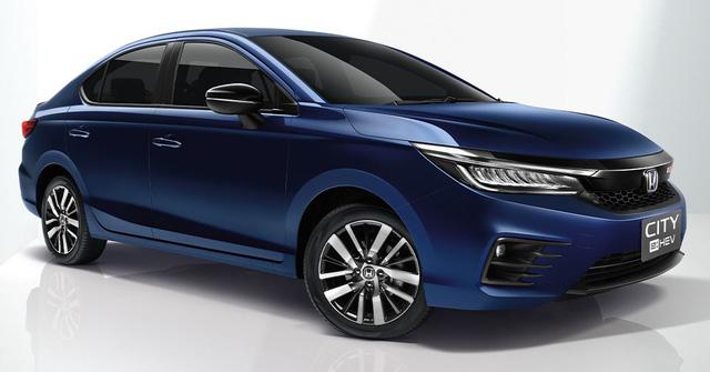 Ra mắt Honda City e:HEV ăn xăng chỉ 3,66L/100km, full option nhất từ trước tới nay nhưng đắt hơn cả trăm triệu so với bản thường - Ảnh 1.