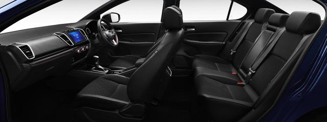 Ra mắt Honda City e:HEV ăn xăng chỉ 3,66L/100km, full option nhất từ trước tới nay nhưng đắt hơn cả trăm triệu so với bản thường - Ảnh 3.