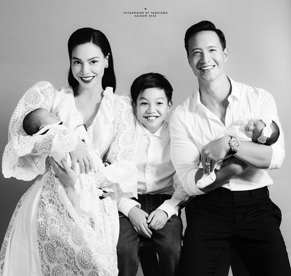 Tuổi 36, Hồ Ngọc Hà có chồng đẹp trai, con xinh xắn và vật chất đủ đầy - Ảnh 3.