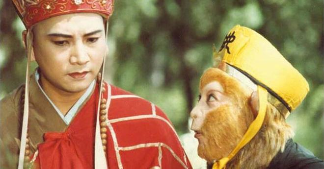 Tôn Ngộ Không một lòng phò trợ Đường Tăng sang Tây Thiên thỉnh kinh.