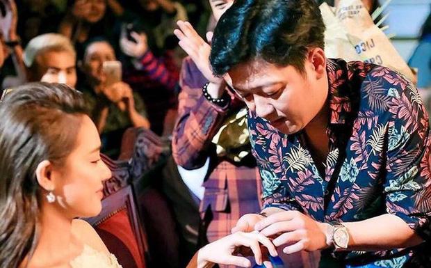 5 màn cầu hôn ấn tượng nhất Vbiz: Trấn Thành chi cả trăm triệu, Trường Giang gây tranh cãi còn Hà Hồ viral khắp MXH! - Ảnh 6.