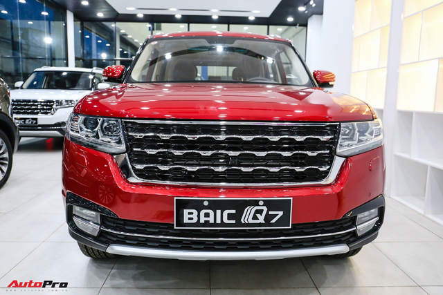 Nhiều chủ xe cảm thấy xấu hổ khi lái BAIC Changhe Q7 ra đường - Ảnh 6.