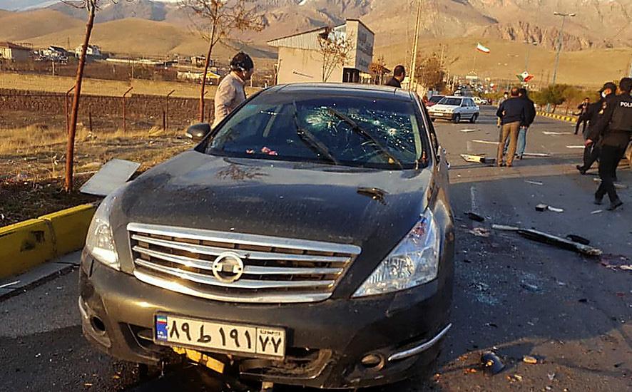 """NÓNG: """"Cha đẻ của chương trình hạt nhân Iran"""" bị phục kích gần Tehran, tử vong tại bệnh viện"""