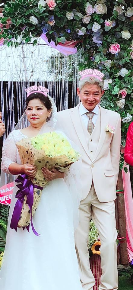 NSND Thanh Hoa: 68 tuổi mới được làm cô dâu, khóc nhiều hơn cười - Ảnh 1.