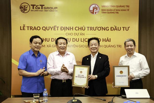 Tập đoàn T&T của 'bầu Hiển' đang đầu tư những dự án nào ở Quảng Trị? - Ảnh 2.