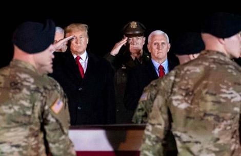 Mỹ chuẩn bị rút quân khỏi Afghanistan và Iraq: Vũng lầy bỏ lại - ảnh 2