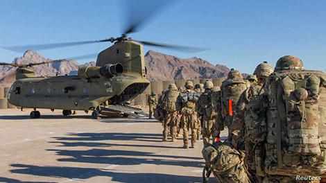 Mỹ chuẩn bị rút quân khỏi Afghanistan và Iraq: Vũng lầy bỏ lại - ảnh 3