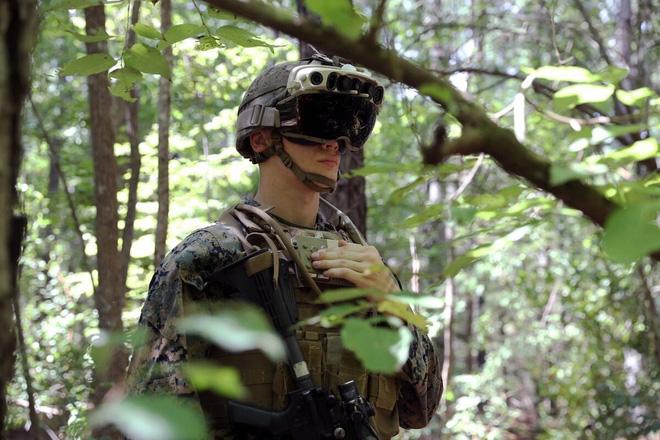 """Quân đội Mỹ nghiên cứu công nghệ giao tiếp tín hiệu não """"ngoại cảm"""" áp dụng trên binh sỹ - Ảnh 1."""