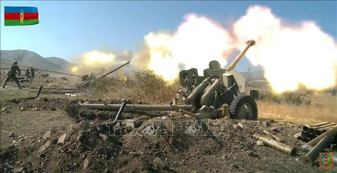 Trùm điệp viên KGB Putin đã nổi giận: Ankara đừng đùa với chiến sự Armenia-Azerbaijan! - Ảnh 1.