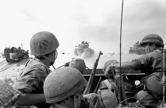 Chiến thắng ấn tượng bậc nhất của Israel trên chiến trường Trung Đông: Bí kíp nằm ở đâu? - Ảnh 1.
