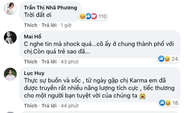 Hồ Ngọc Hà, Văn Mai Hương bàng hoàng khi nghe tin Brittanya Karma qua đời - Ảnh 4.