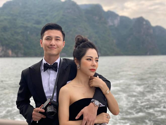 Huỳnh Anh và 2 mối tình với MC hơn tuổi: Ai cũng đẹp sexy, giỏi giang - Ảnh 1.