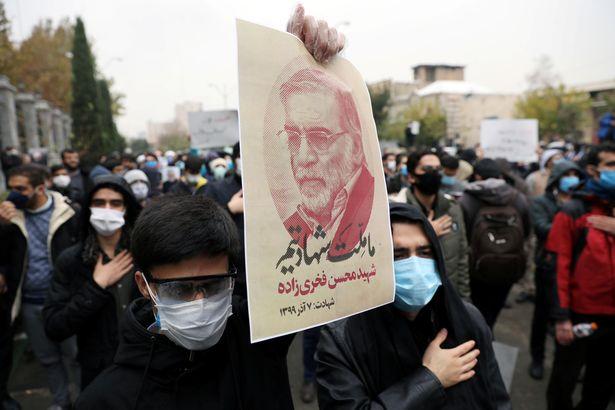 Biệt đội ám sát nhà khoa học Iran: Vô hiệu lưới điện, cô lập con mồi, hành quyết giữa đường - Ảnh 2.