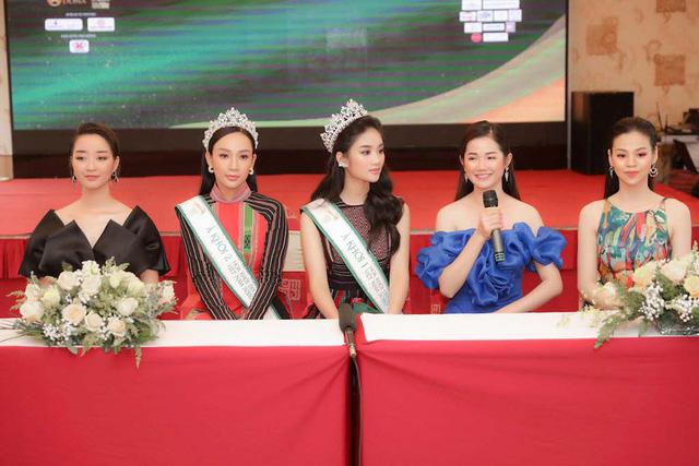 Lý do khiến cuộc thi Hoa khôi Du lịch Việt Nam 2020 không có vương miện - Ảnh 2.