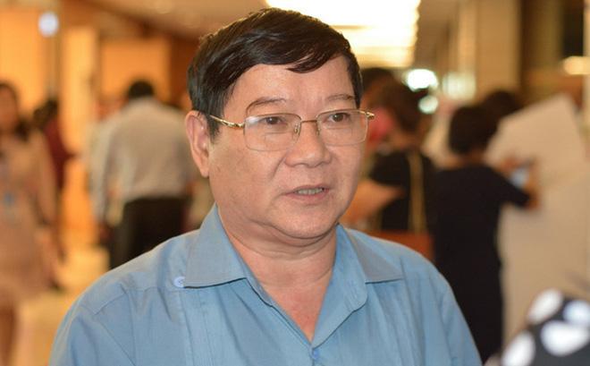 Ông Lê Như Tiến: Cần công khai danh tính các cán bộ mua bằng tiếng Anh giả của Đại học Đông Đô - Ảnh 1.