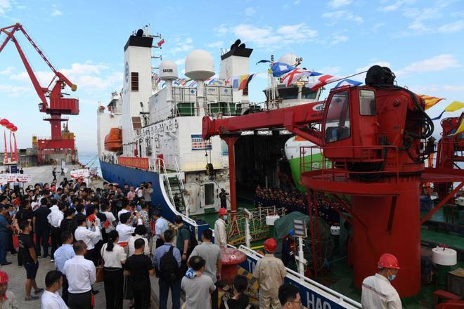 Tàu ngầm Trung Quốc chạm đáy vực Mariana - nơi được cho là sâu nhất đại dương và livestream về - ảnh 2