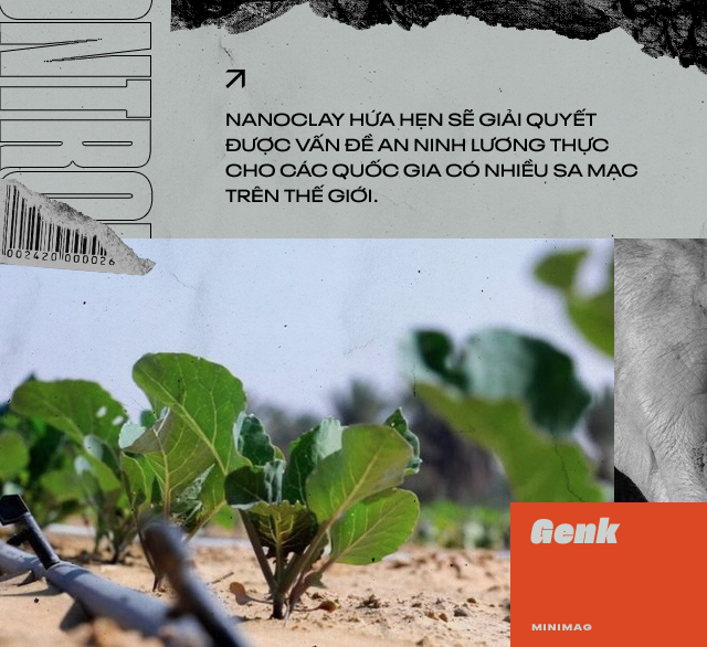 Đất sét nano: Công nghệ đột phá có thể biến sa mạc thành đồng ruộng trong 7 tiếng đồng hồ - Ảnh 13.