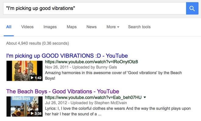Khó tin: Có đến 96% người dùng không hề biết đến 10 cách search Google siêu đẳng này! - Ảnh 9.