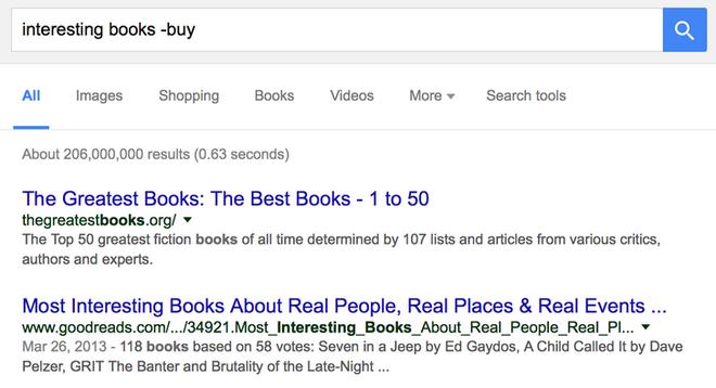 Khó tin: Có đến 96% người dùng không hề biết đến 10 cách search Google siêu đẳng này! - Ảnh 11.