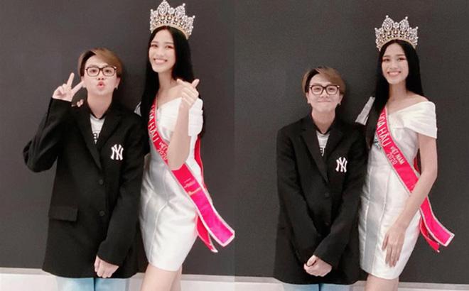 """Duy Khánh phân trần về nghi án """"dìm hàng"""" hoa hậu Đỗ Thị Hà"""