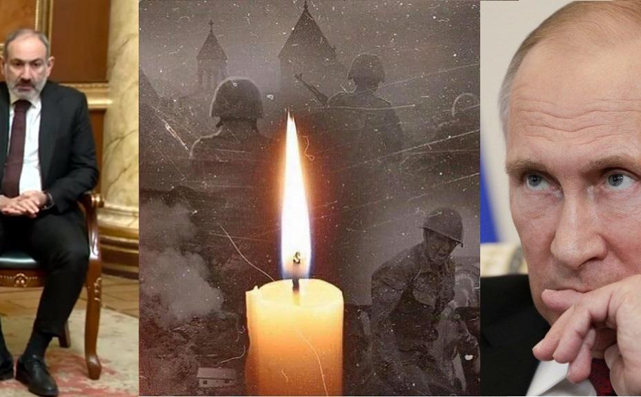 """Bí mật thoả thuận Karabakh: """"Vỡ trận"""" phải cầu cứu Nga nhưng vì sao Armenia vẫn bác bỏ đề xuất của TT Putin?"""