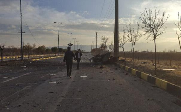 Press TV nêu phát hiện sốc: Vũ khí trong vụ ám sát nhà khoa học Iran được sản xuất ở Israel