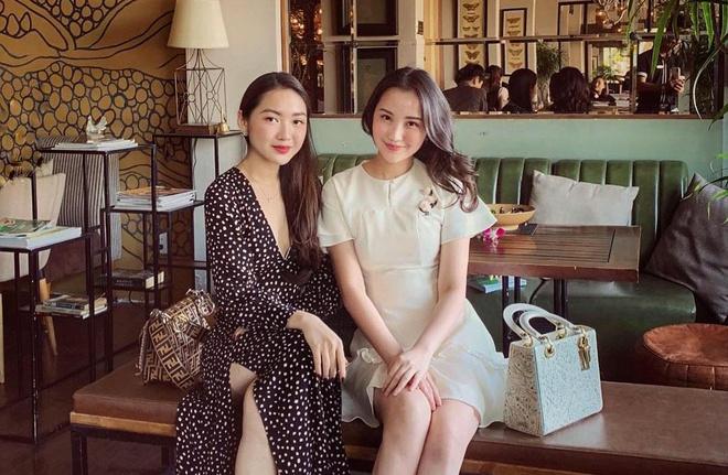 Hai bạn thân là tiểu thư giàu có, nổi tiếng Sài thành của vợ sắp cưới Phan Thành - Ảnh 9.