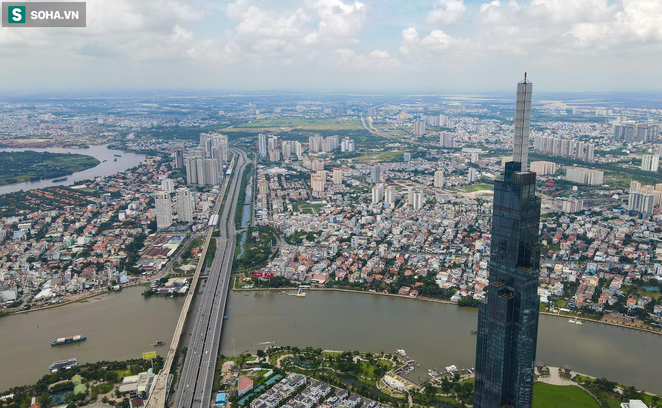 Cao ốc, chung cư vây chặt metro số 1, giao thông khu Đông TP.HCM bắt đầu ngạt thở - Ảnh 3.