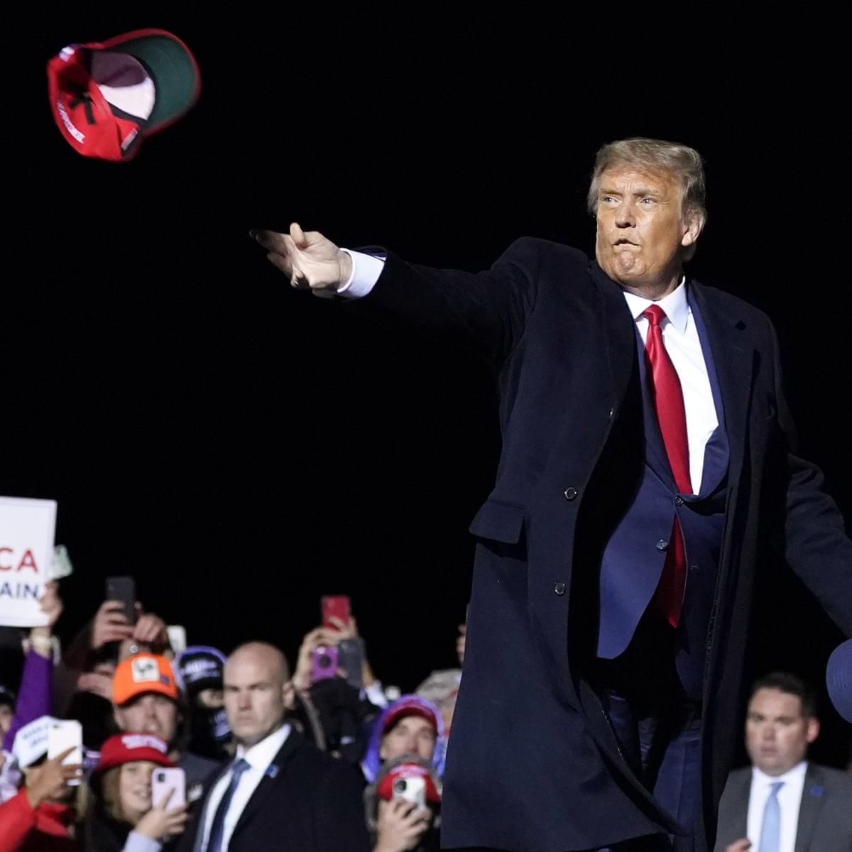 Tạm biệt Donald Trump: Khép lại 4 năm khác biệt trong lịch sử nước Mỹ - Ảnh 5.