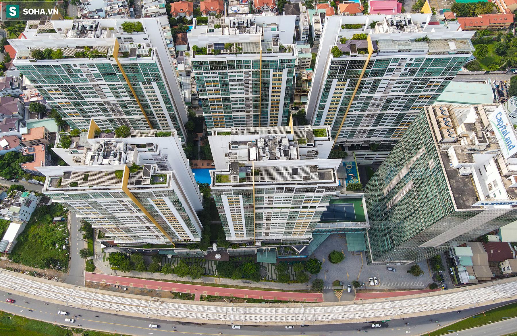 Cao ốc, chung cư vây chặt metro số 1, giao thông khu Đông TP.HCM bắt đầu ngạt thở - Ảnh 8.
