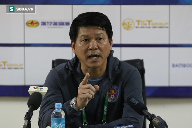 HLV Viettel lên tiếng, đưa ra lời đáp trả cho tuyên bố gây sốt của HLV Sài Gòn FC - Ảnh 1.